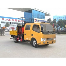 Dongfeng small scissor lift table truck for sale