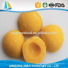 Großhandel 2015 gefrorene gelbe Pfirsiche