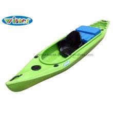 Kayak de pesca recreativa de la familia del espacio grande