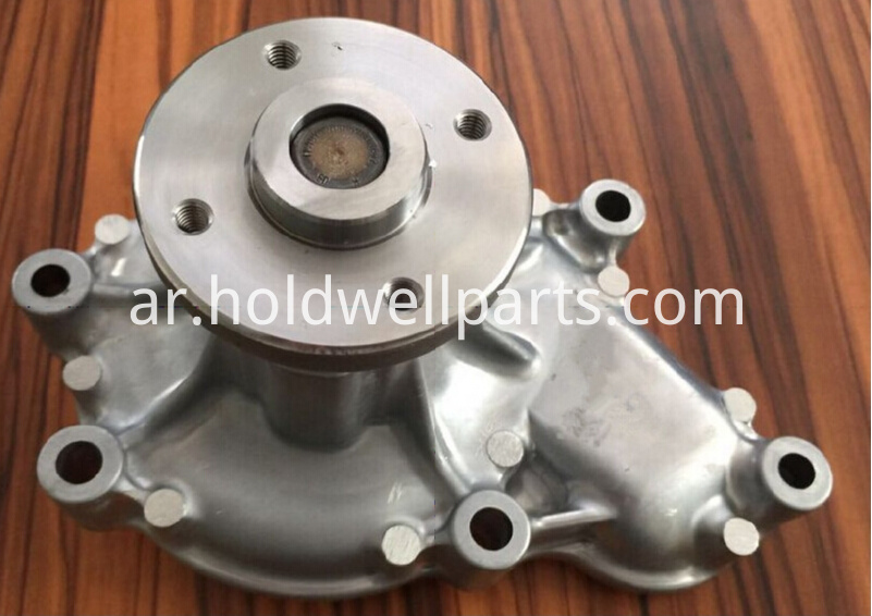 water pump 7000743 for bobcat