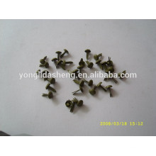 Factory manufacturing decorative metal cotter pin