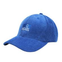 En gros Stock promotionnel pur couleur casquette et chapeau publicité logo sport casquette de baseball