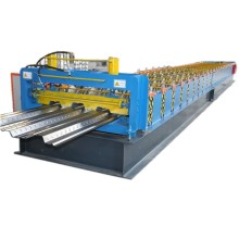 Cold Bend Floor Deck Roll Forming Machine