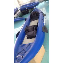 2 Pessoas Mar Kayak Pesca Caiaque