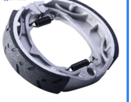 motocycle brake shoe2