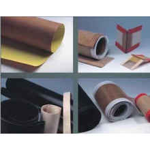 PTFE coated open mesh belt