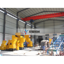 Aluminum grinding waste crusher machines