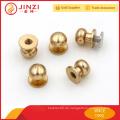 Kundenspezifische Größe Schlüsselring, hochwertiges Kupfergeschenk / Ring / Schlüsselketten mit preiswertem Preis