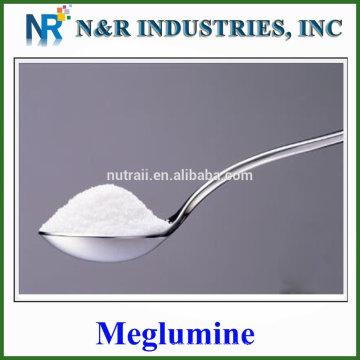 N & R liefern Tür zu Tür Preis Meglumin 99% pharmazeutischen Grad