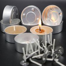 Aluminium Cup för Tealight Candle Making