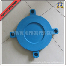 PE Material Four Hole Flange Face Caps (YZF-C338)