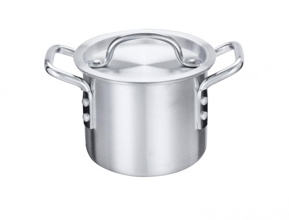 2qt Aluminum Stock Pot