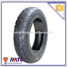 Bonne qualité pneu de moto solide de haute qualité 3.50-10 en gros