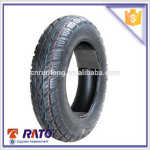 Good rating high quality solid motorcycle tire 3.50-10 wholesale