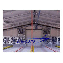 leon newly produce poultry house fresh air exhaust fan in industrial / poultry house