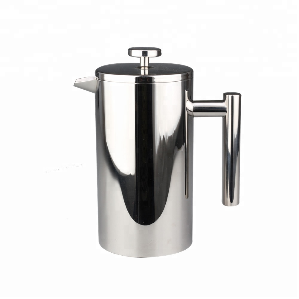 Double Wall French Press 1