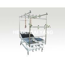 Подвижная наклонная ортопедическая тяговая кровать