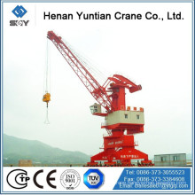 High Working Efficiency Level Luffing Crane, Portal Crane