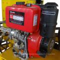 Alto rendimiento de buena calidad entrelazada máquina estabilizadora de bloques de suelo a Kenia