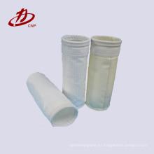 Reemplazo de alta temperatura colector de polvo nomex bolsa de filtro de fieltro de aguja