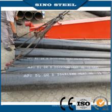 Tuyau d'acier sans soudure Sch40 API5l sans soudure
