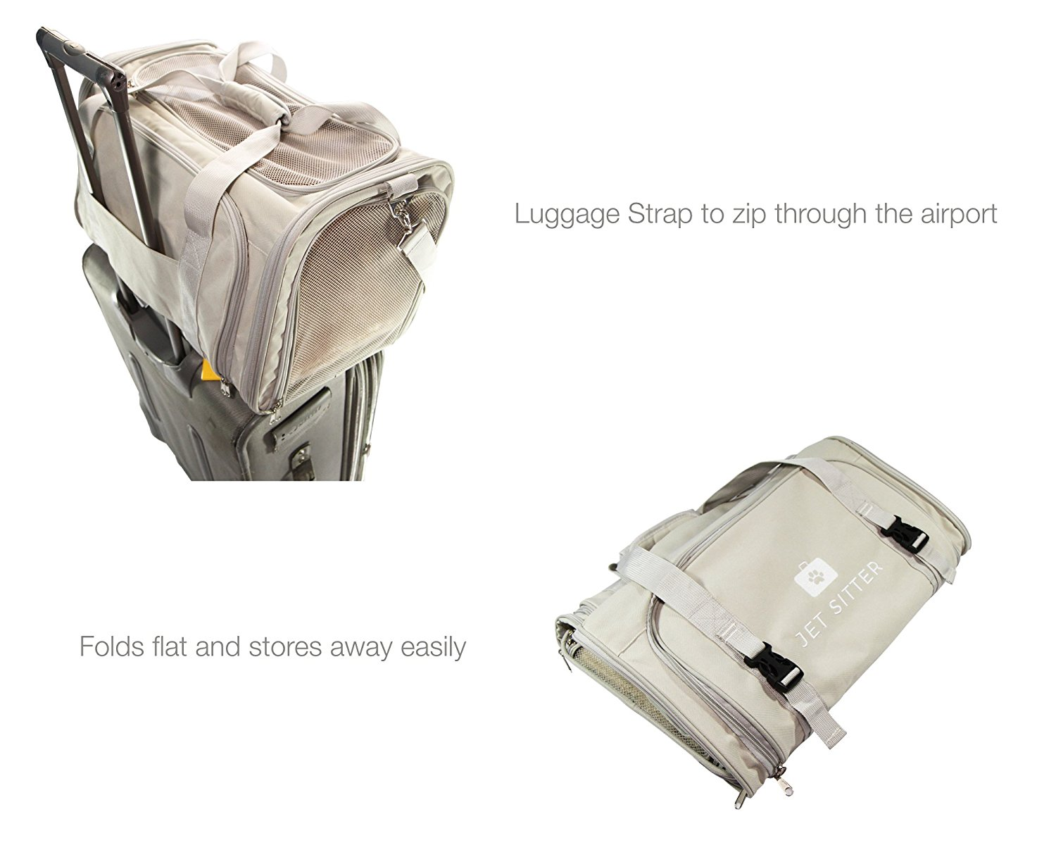 Both Side Expandable Dog Bags