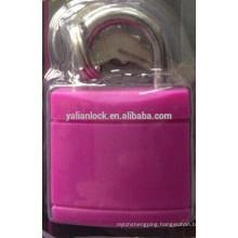 waterproof plastic padlock
