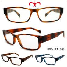 Пластиковые очки для чтения Деми с металлом внутри (WRP508335)