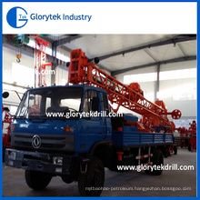 350m Truck Mounted Water Well Drilling Rig for Sale