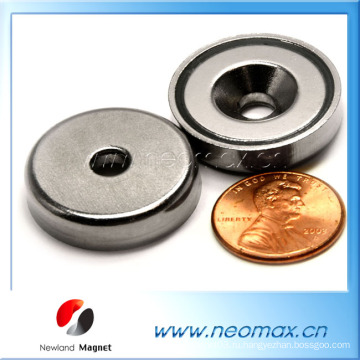 70 LB Hold Power Неодимовый магнит чашки 1,26 '' Pot Magnet