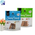 Wholesale cookies packaging mylar ziplock bags