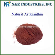 Polvo de astaxantina 2% ~ 5% UV / HPLC