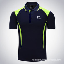 2017 Solid Polo Shirt Men′s Casual Short Sleeved Polo Shirt Men′s Slim Fit Tshirt
