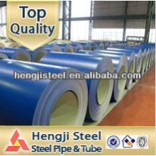 Metal Roofing Sheets acero ppgi bobinas de Tianjin