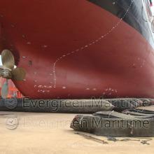 Nave que lanza Batam Shipyard Airbag, elevación pesada, salvamento marino Airbags