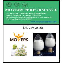 L-aspartate de zinc de haute qualité avec le numéro de CAS: 36393-20-1