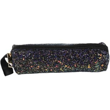 GLITTER SEQUIN PENCIL CASE-0