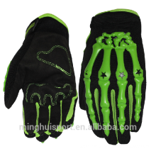 Factory Direct Sale New Arrived Halloween Decoration Demon Ghost Skull Knuckle Motocross Gloves