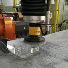 Custom industrial robotic constant force control Polisher
