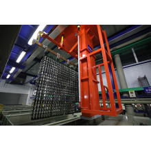 Équipement de traitement de surface des métaux placage zinc-nickel