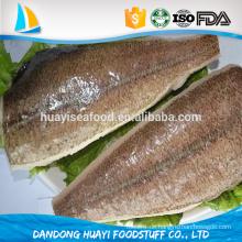 Billig gefrorenes Pfeilzahn Flunder Fischfilet