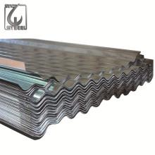 Z100 0.28*900/800 Standard Size Corrugated Iron Galvanized Roofing Sheet Price