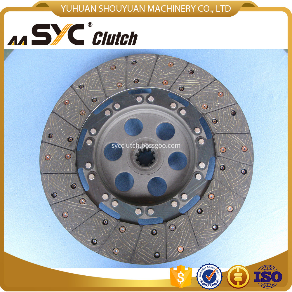 SYC Tractor Clutch Disc 3599462M92