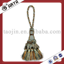 polyester decorative tassels