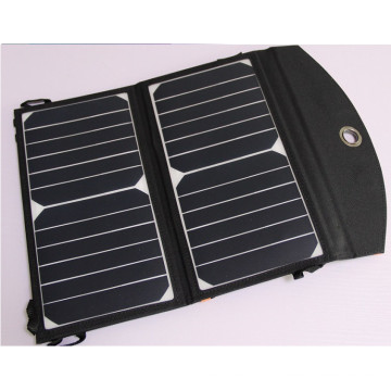 13W Fabricante Waterproof Foldable Solar Charger for Camping