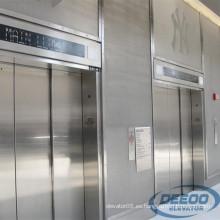 El mejor elevador comercial barato del pasajero del edificio residencial comercial del edificio