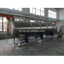 HCY Vacuum belt conveyor vacuum coconut powder dryer