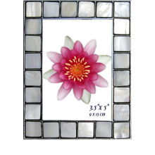 Conque pure Photo Frame 4 « X 6 » pour la décoration de la maison