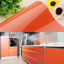 Wall Sticker Gloss Self Adhesive Vinyl Kitchen Cupboard