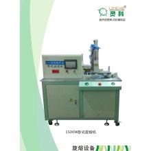 Equipamiento de fusión para material de polietileno